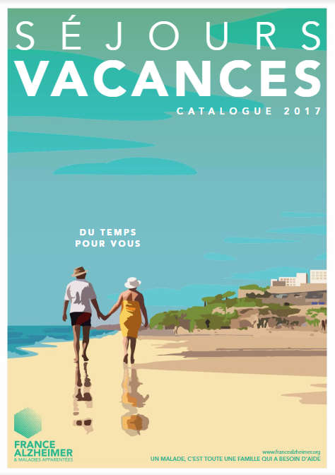 Séjours vacances France Alzheimer - Catalogue