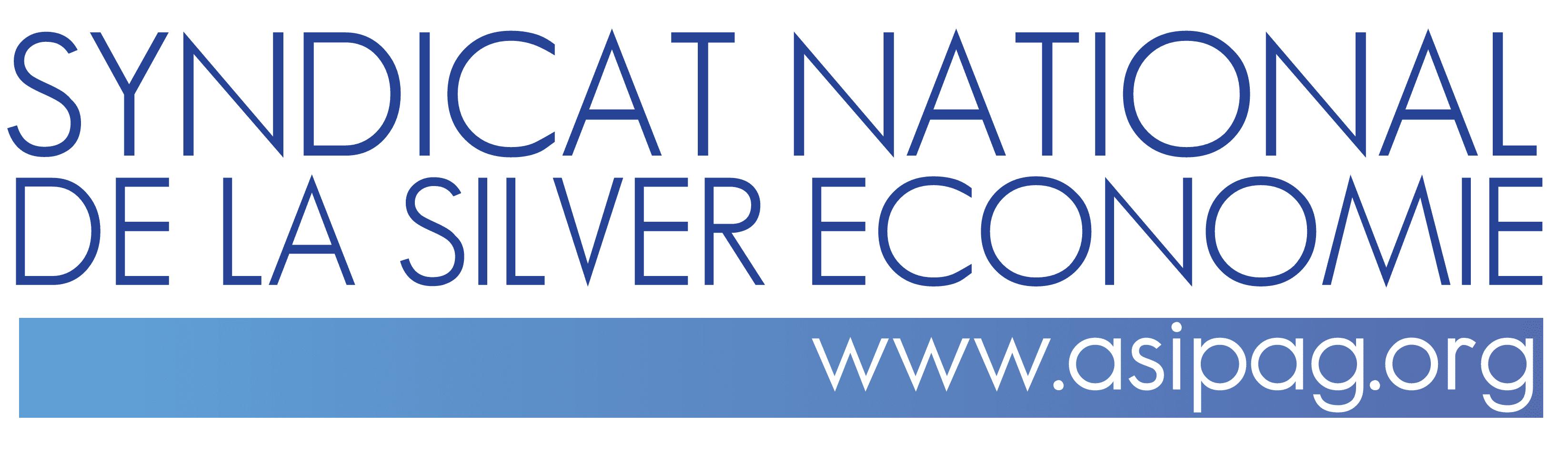 Logo syndicat national de la silver économie