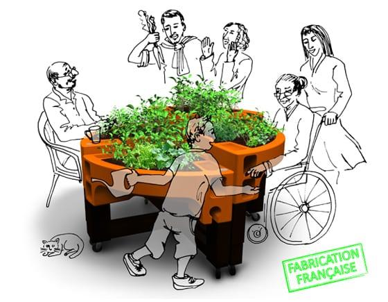 Verdurable Jardin thérapeutique
