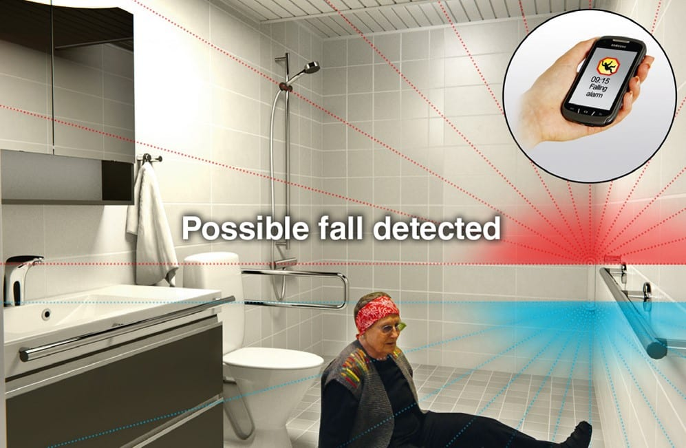 eLea détection de chutes