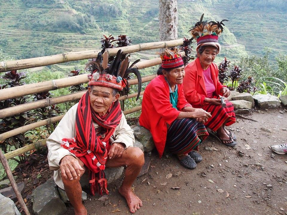 philippines population âgée - seniors