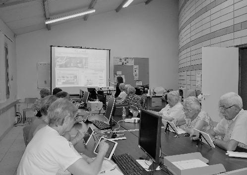 ateliers de médiation numérique - générations mouvement