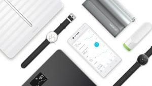 Gamme santé connectée Nokia