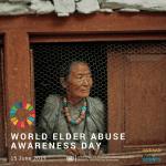 Retour sur la journée mondiale de lutte contre la maltraitance des personnes âgées du 15 juin 2017