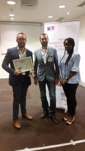 Lauréat Trophées Business France de la Silver economy