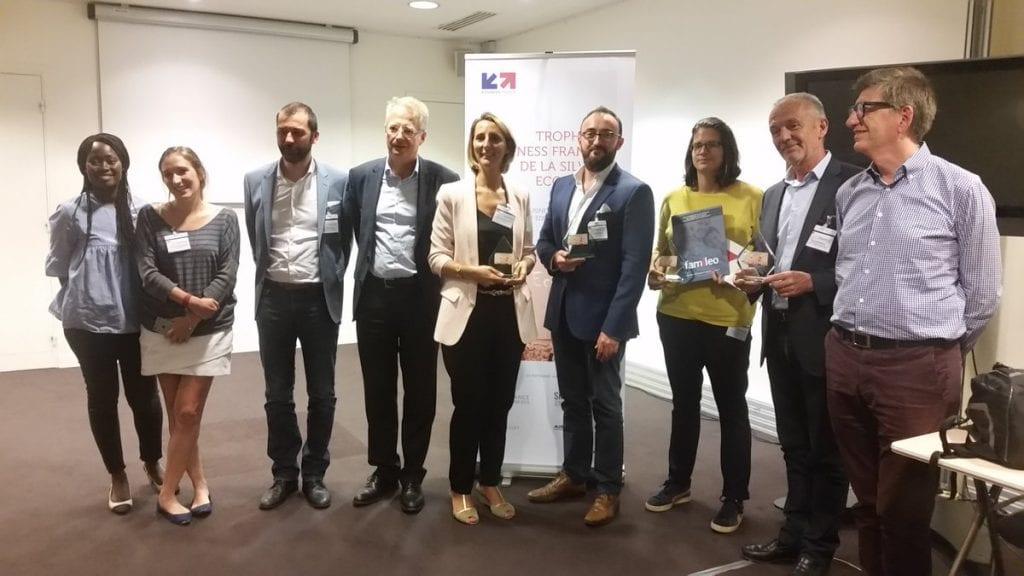 Lauréats Trophées Business France de la Silver economy