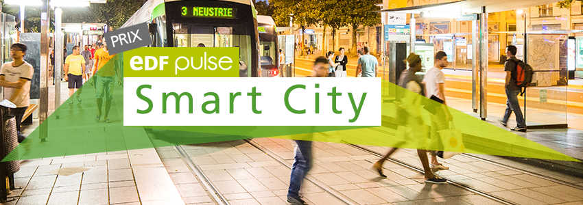 Prix EDF Pulse Smart City