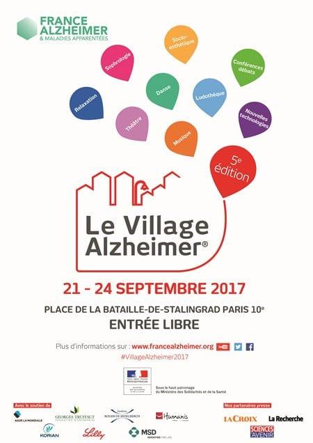 Village Alzheimer 2017