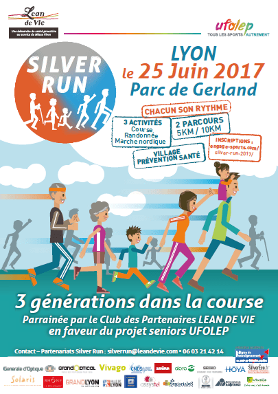 silver run course intergénérationnelle lyon