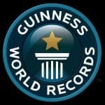 guiness record book