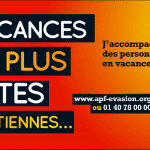 Devenez accompagnateur bénévole cet été avec APF Évasion !