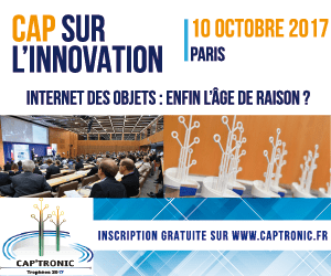 Cap sur l'innovation 2017