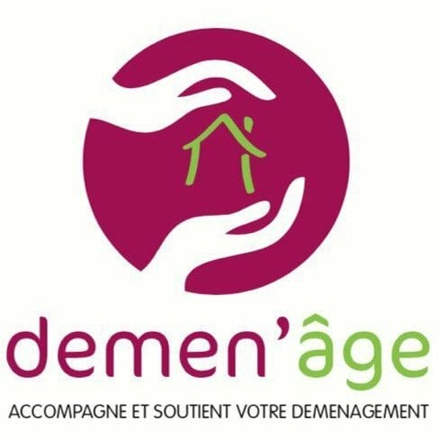 Démén'âge - logo
