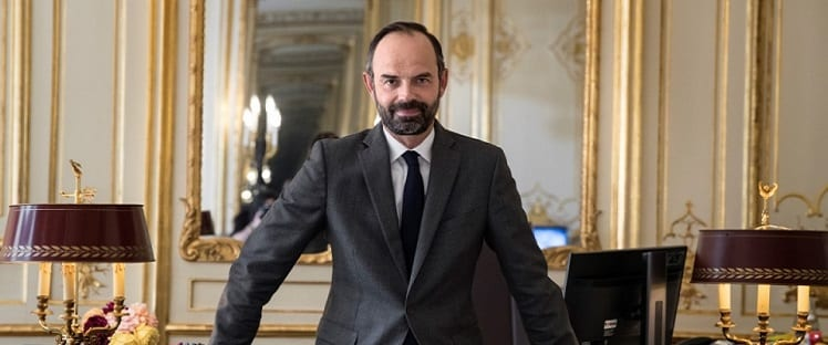 Edouard Philippe - Premier Ministre