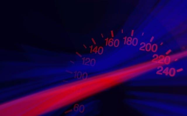 Excès de vitesse - Voiture