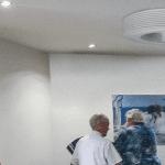Exhale, un ventilateur de plafond pour les maisons de retraite