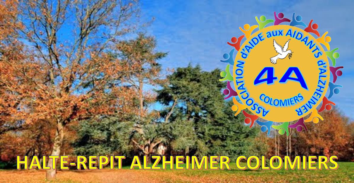 Logo Halte Repit Alzheimer Colomiers