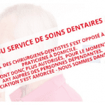Interruption du service de soins dentaires - Incisiv