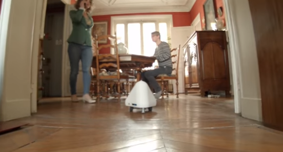 Robot E.4 AI Mergence