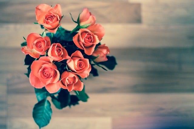 Roses - Fleurs - Bouquet