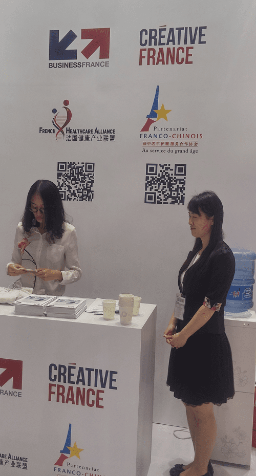 Silver economy - Salon CISSE Chine