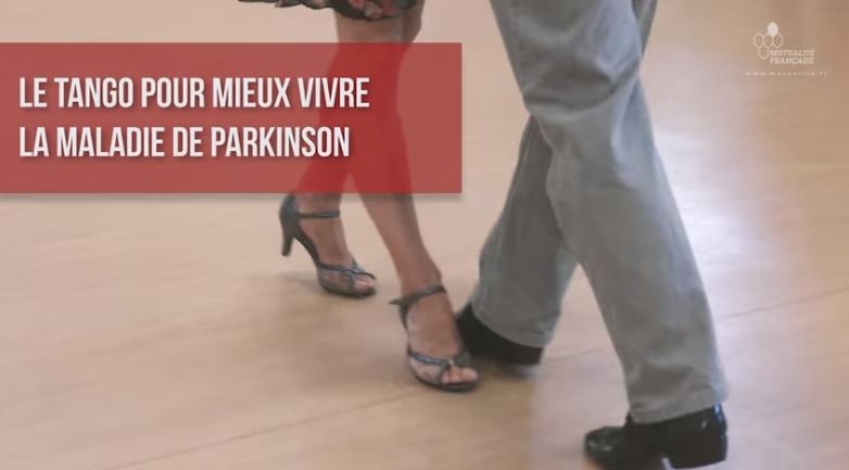 Tango et maladie de Parkinson - Danse
