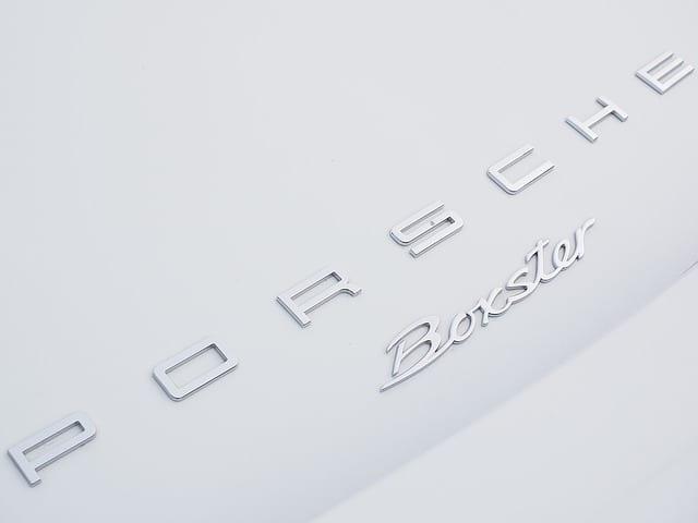 Voiture - Porsche Boxter