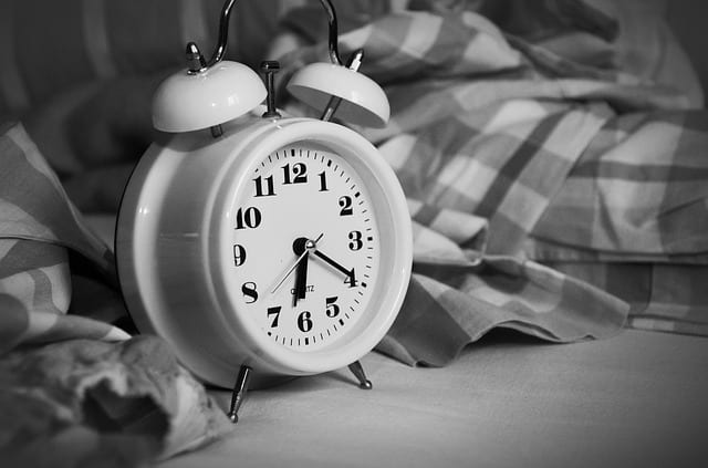 Dormir - Réveil - Alarme - Sommeil