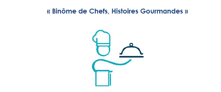 Korian - Binôme de chefs Histoires Gourmandes