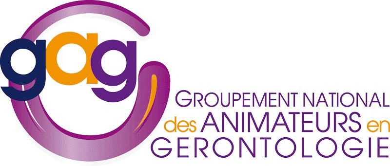 Logo groupement des animateurs en gérontologie