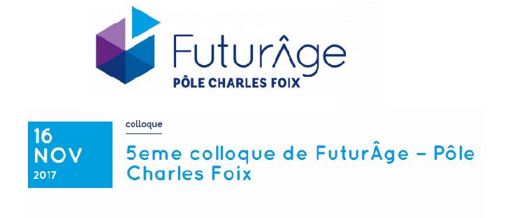 5eme colloque de FuturÂge – Pôle Charles Foix @ Faculté de Médecine de l'Université Pierre et Marie Curie | Paris | Île-de-France | France