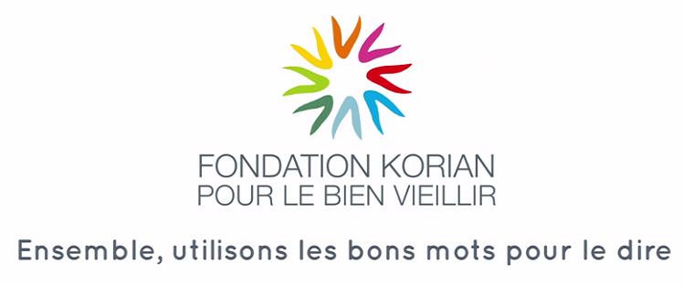 Fondation Korian pour le bien vieillir - Les mots pour le bien vieillir