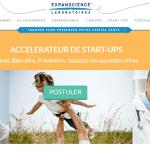 Candidatez au programme d'accélérateur de start-ups des Laboratoires Expanscience !