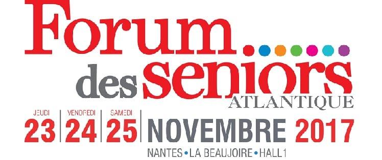 Logo du forum des seniors atlantique