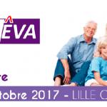 Le salon SenioRêva se tiendra du 5 au 7 octobre 2017 à Lille