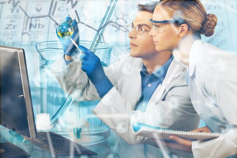 Recherche clinique - Chercheurs - Santé - Etude médicale (2)