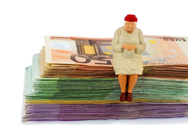 Retraite - Personne âgée - Réforme des retraite - Pension de retraite