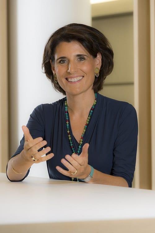 Sophie Boissard, directice generale du groupe Korian