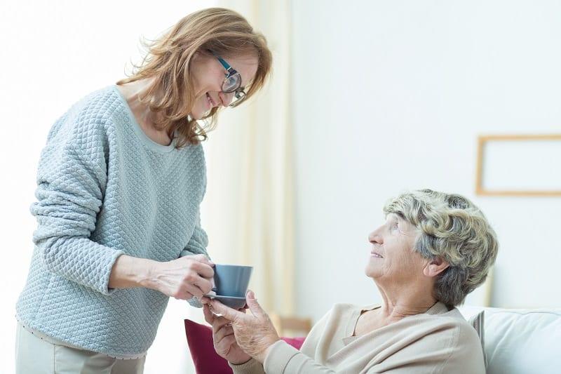 Aidant- Prendre soin - Services à la personne - Aide à domicile