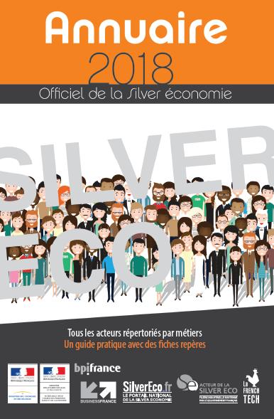 Annuaire national de la Silver économie 2018