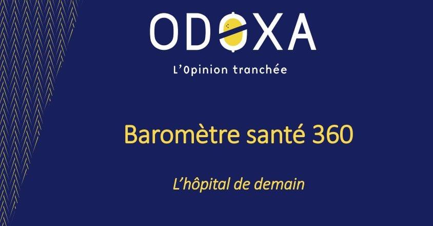 Baromètre santé odoxa 360