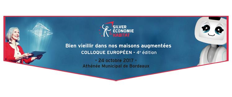 Colloque Silver Economie et habitat @ Athénée municipal de Bordeaux | Bordeaux | Nouvelle-Aquitaine | France