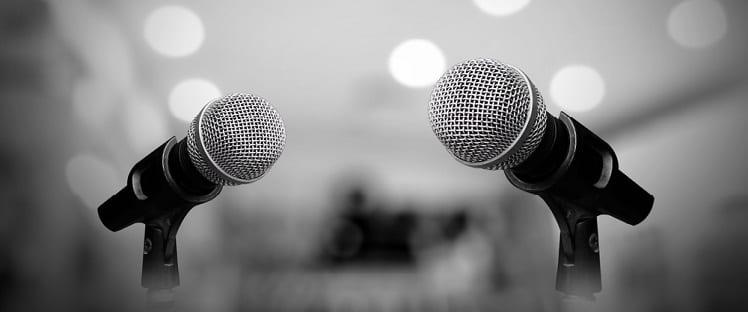 Débat - Auditoire - Conférence - Colloque - Evènement