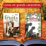 Editions de La Loupe : la lecture accessible aux seniors et aux malvoyants