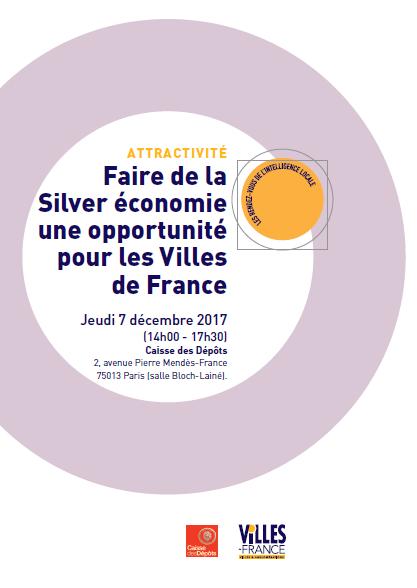 Evènement Silver Eco Villes de France