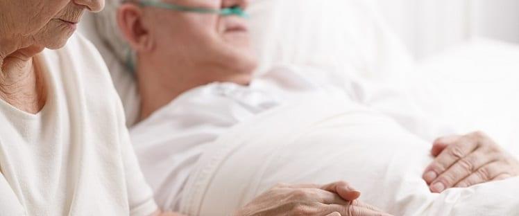 Fin de vie - Soins palliatifs - Hôpital - Une