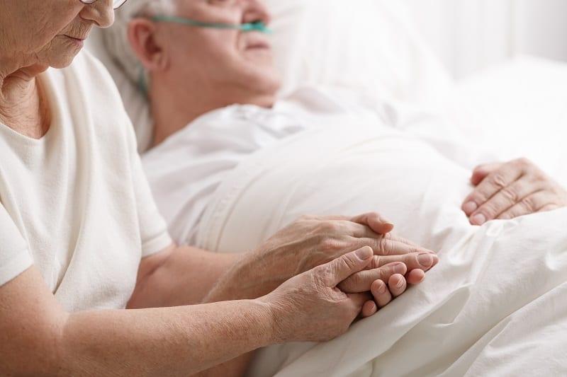 Fin de vie - Soins palliatifs - Hôpital