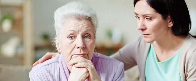 Isolement - Aide à la personne - Services à la personne - Lutte contre la solitude - Une