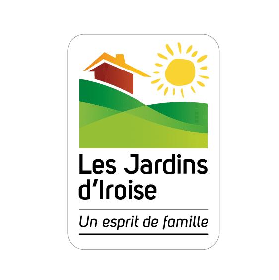 Logo les jardins d iroise