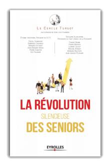 Livre La révolution silencieuse des seniors